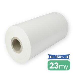 witte machinefolie voor palletwikkelaar