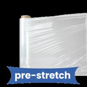 Pre-stretch wikkelfolie