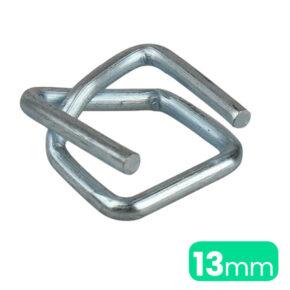 metalen gesp 13mm