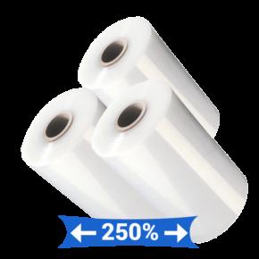 Machinefolie 250% Powerstretch