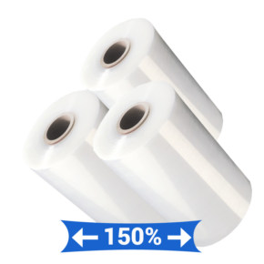Machinefolie 150% standaard