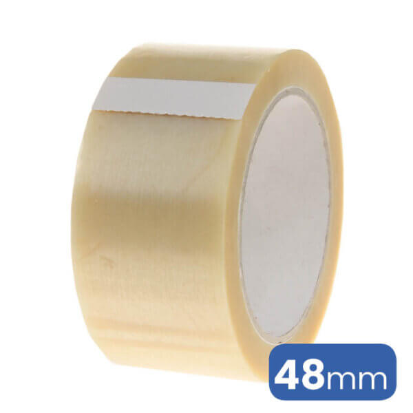 PVC verpakkingstape of verhuistape met natuurrubber lijm