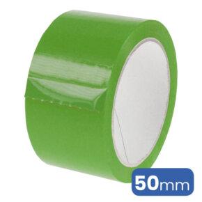 Groene verpakkingstape kleefband